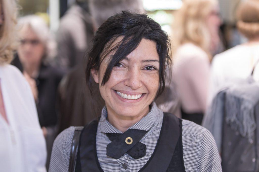 Portrait Sonia La Bourgeoise de Renens