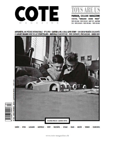 CoteMagazine dec17 cover