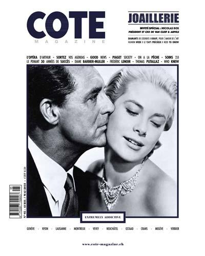 cote magazine avrile 2018 couv