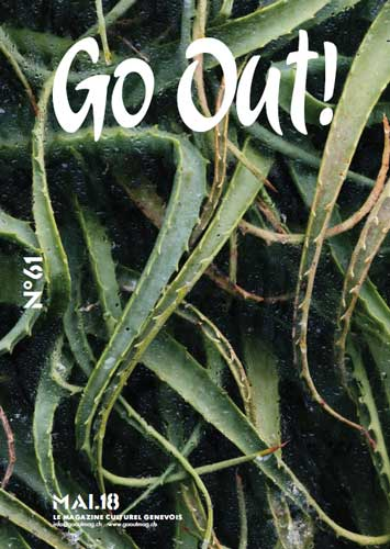 Go Out mai 2018 cover