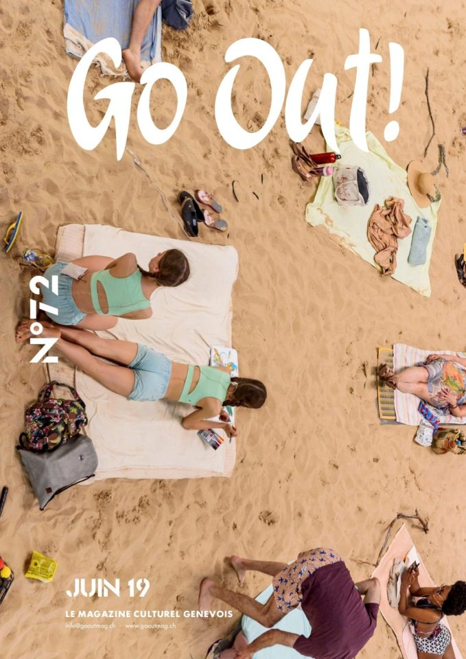 Go Out Couverture juin 2019